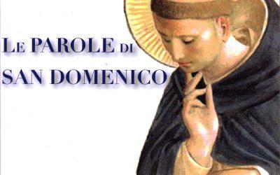 Nuovo libro su San Domenico: Domenico Maria Abbrescia, Le parole di San Domenico
